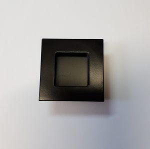 Ручка квадратная Черная Черемхово