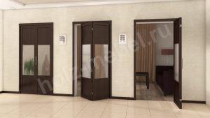 Двери гармошка Черемхово
