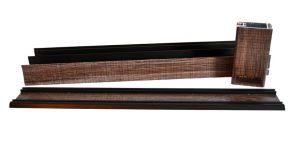 Окутка,тонировка,покраска в один цвет комплектующих для шкафа купе Черемхово