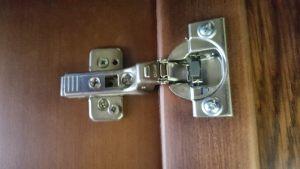 Петля для распашной двери с доводчиком Черемхово