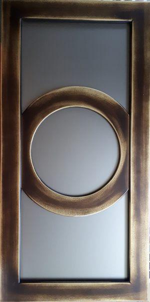 Рамочный фасад с радиусными элементами 4 категории сложности Черемхово