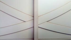 Вставка в дверь с накладками Черемхово
