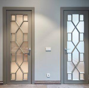 Двери с филенкой Черемхово